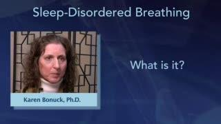 Kids' abnormal breathing during sleep linked to increased risk for behavioral difficulties