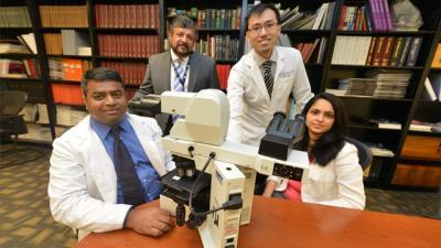 New test enables early diagnosis of liver cancer