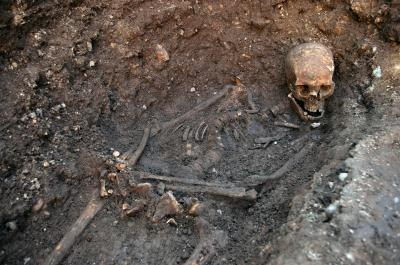 University of Leicester announces discovery of King Richard III