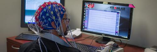 Derailed train of thought? Brain's stopping system may be at fault