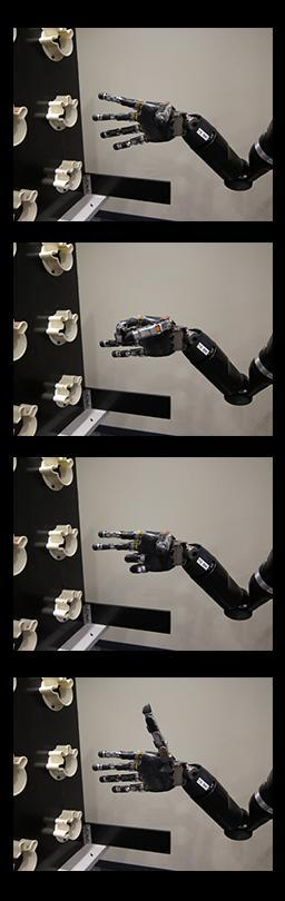 Pitt team publishes new findings from mind-controlled robot arm project