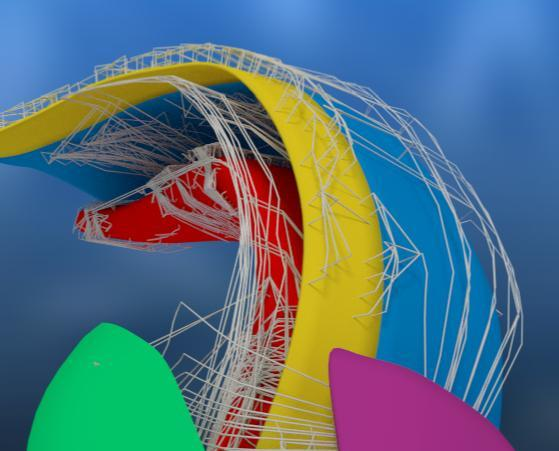 A glimpse into the 3-D brain: How memories form