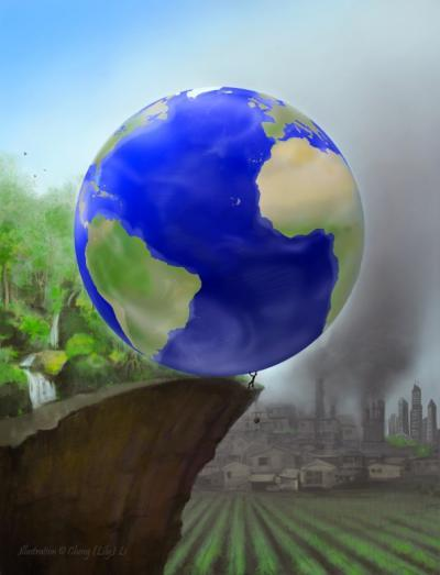 Scientists uncover evidence of impending tipping point for Earth