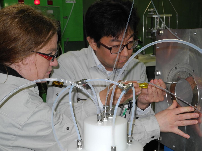 Milestone in chemical studies of superheavy elements