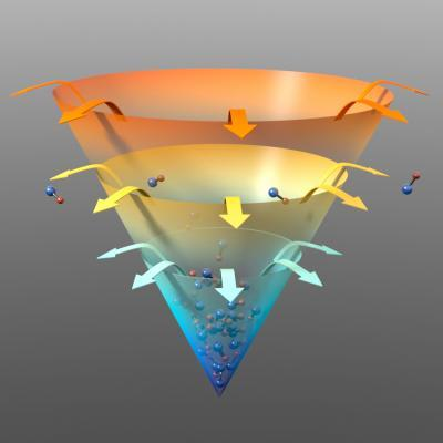 JILA physicists achieve elusive 'evaporative cooling' of molecules