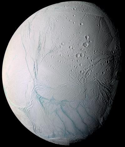Cassini samples the icy spray of Enceladus water plumes