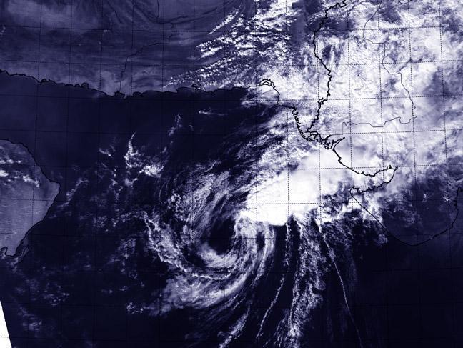 NASA sees remnants of Nilofar go to cyclone graveyard