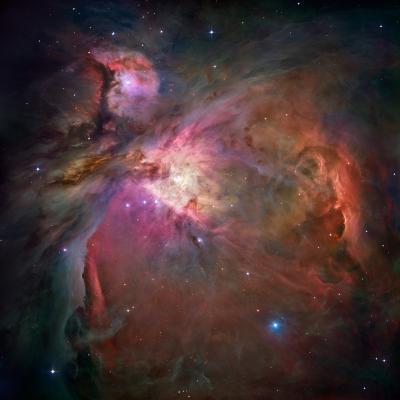 Oxygen molecules found in Orion