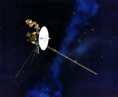 NASA's Voyager spacecraft that toured outer planets nearing solar system edge