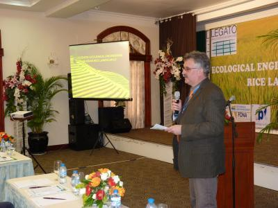 Growing rice the sustainable way: LEGATO holds its 3rd annual conference