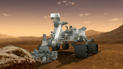 Curiosity shakes, bakes, and tastes Mars with SAM
