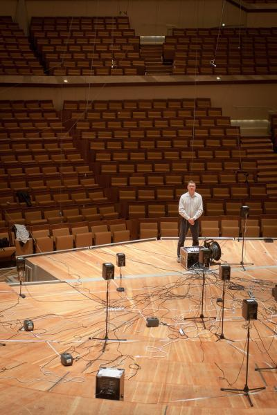 Award-winning researcher developed a method to accurately compare concert hall sound