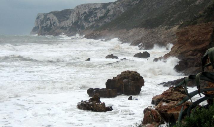 Mediterranean meteorological tide has increased by over a millimetre a year since 1989