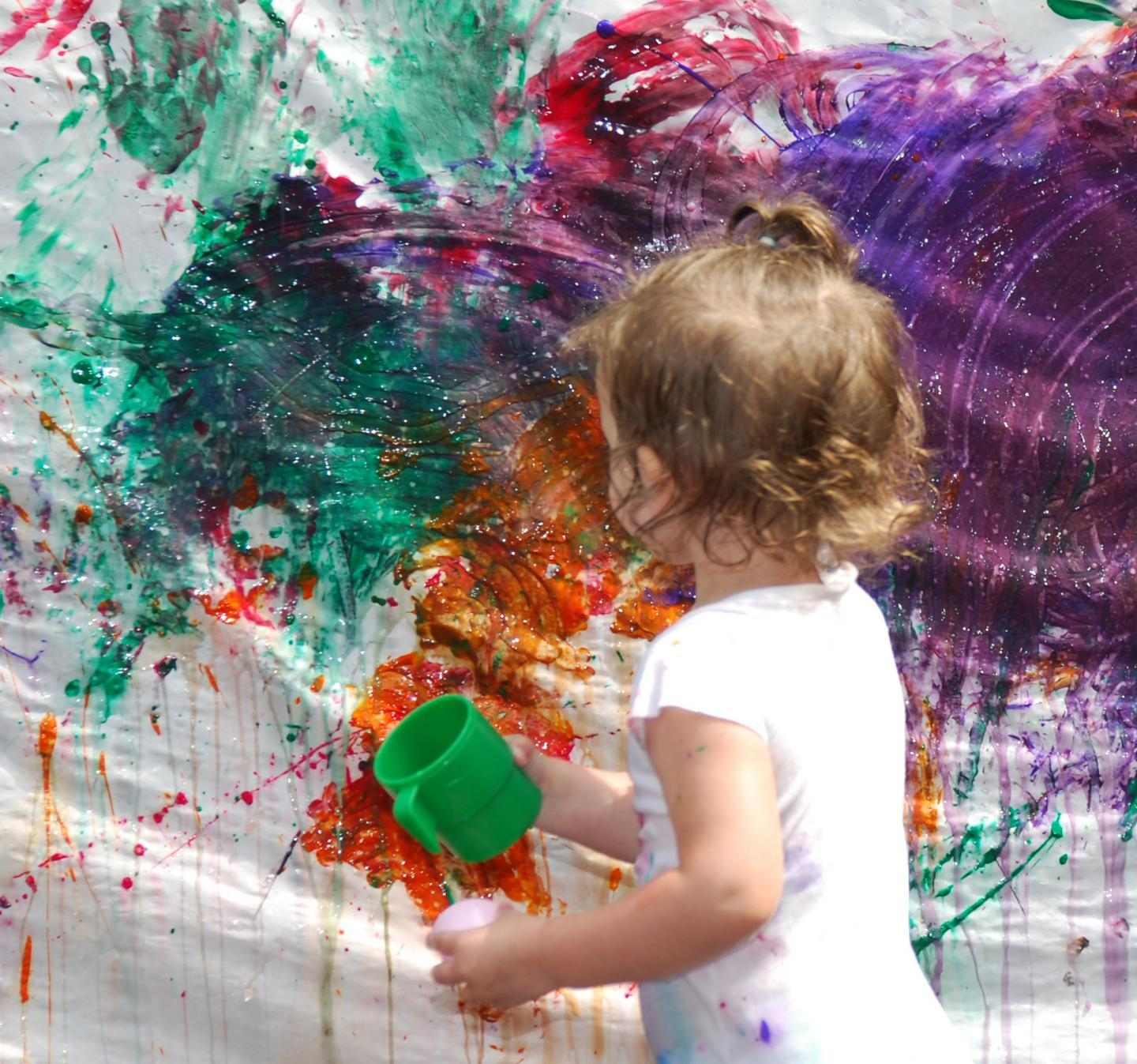 Unstable child care can affect children by age 4