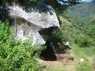 4,000-year-old shaman's stones discovered near Boquete, Panama