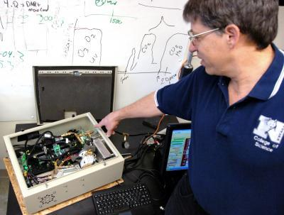 University of Nevada, Reno invents next-gen device to track world's air quality