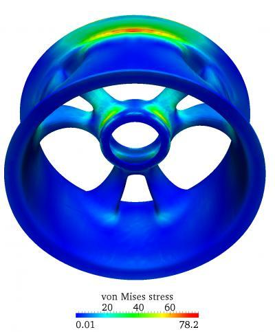 Faster simulation -- award for new method