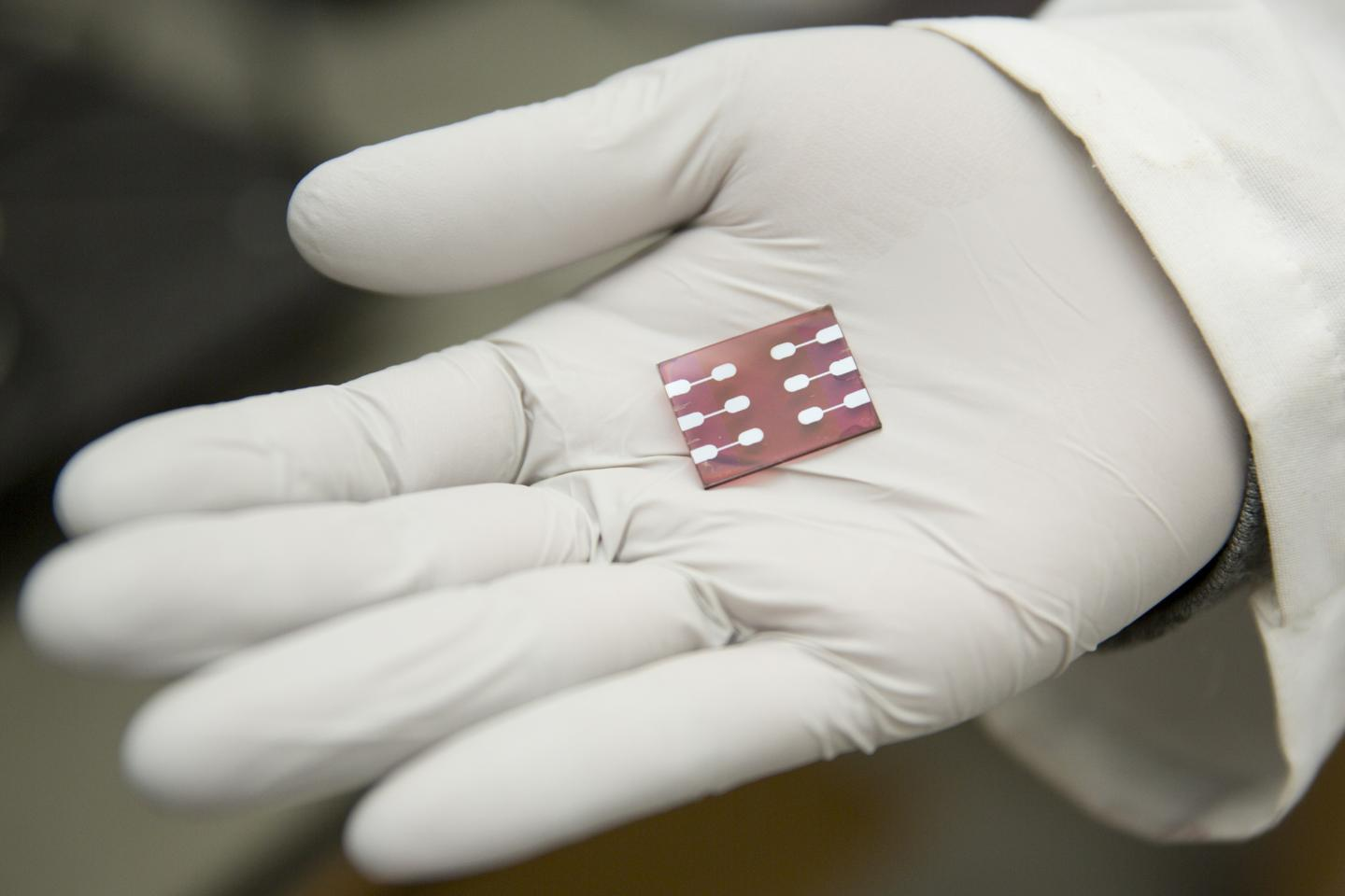 Solar cell efficiency improved