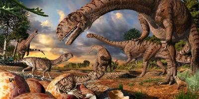 Ancient dinosaur nursery  oldest nesting site yet found