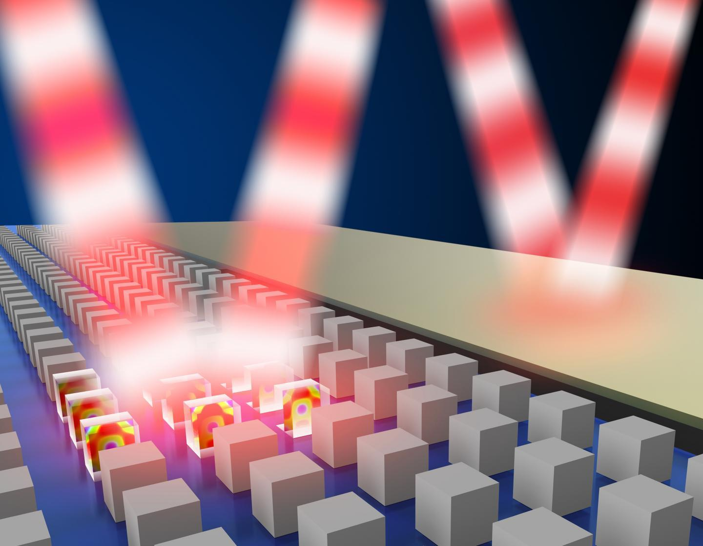 Magnetic mirrors enable new technologies by reflecting light in uncanny ways