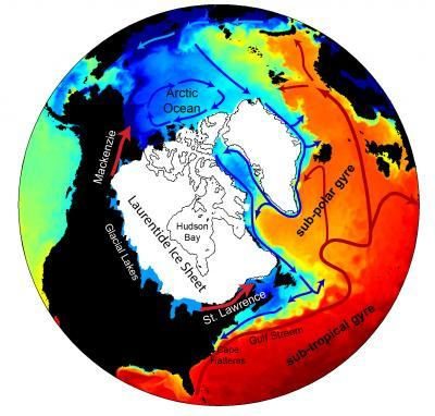 Geoscientists identify trigger for Earth's last big freeze