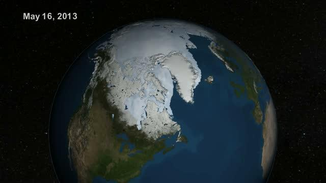 Arctic sea ice update: Unlikely to break records, but continuing downward trend