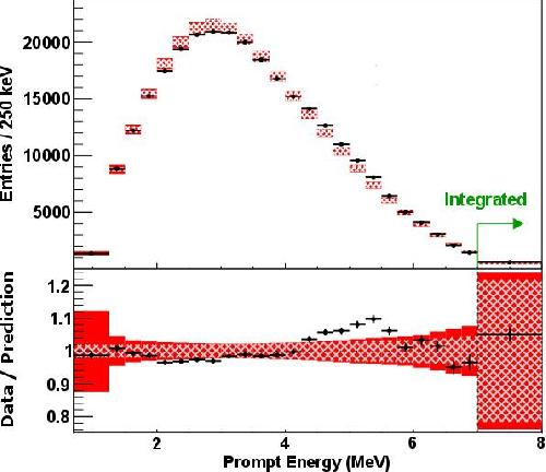 Most precise measurement of reactor Antineutrino spectrum reveals intriguing surprise