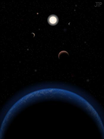 Tau Ceti the next Earth? Probably not