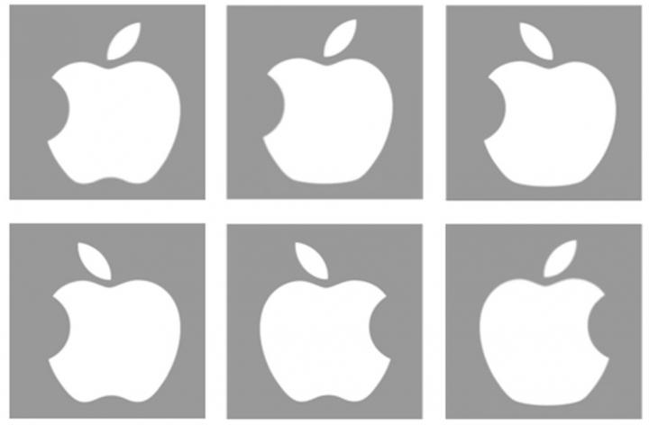 85 college students tried to draw the Apple logo from memory. 84 failed.